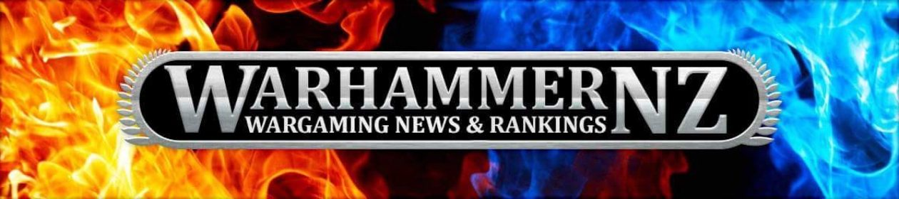 NZ Warhammer: Age of Sigmar Rankings